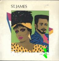 St. James - One World (T-P Records) 1987