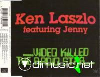 KEN LASZLO feat JENNY - VIDEO KILLED THE RADIO STAR [MCD]