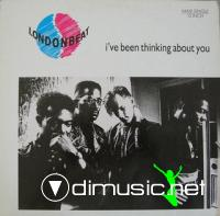Londonbeat - I've Been Thinking About You (Maxi Single)