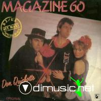 Magazine 60 - Don Quichotte (Maxi Single)