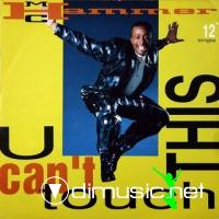 MC HAMMER - U CAN TOUCH THIS [MAXI]