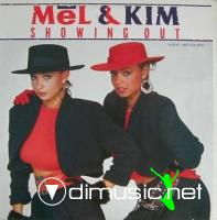 MEL & KIM - SHOWING OUT [MAXI]