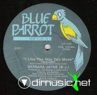Barbara Jayne - I Like The Way You Move (1983)