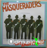 Cover Album of The Masqueraders - Love Anonymous (1977)