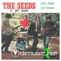 The Seeds & Sky Saxon- Bad Part Of Town -1963-1972