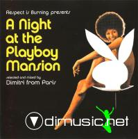 VA - Dimitri from Paris - A Night at the Playboy Mansion (2000)