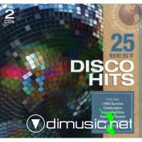 VA - 25 Best Disco Hits (2CD) 2008