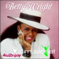 Betty Wright - 4u2njoy (1989)