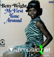 Betty Wright - My First Time Around (1968)