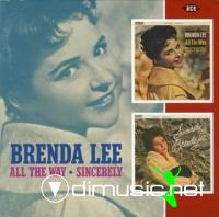 Brenda Lee - All the way&Sincerily 1961