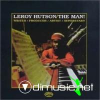 Leroy Hutson - The Man! (Vinyl, LP, Album) 1973