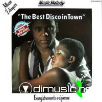 Jo Bisso - The Best Disco In Town (1978)