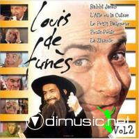 Louis De Funes vol.2 - Soundtracks (1998)