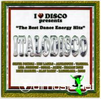 Various - I Love Italodisco Nrg Vol. 1