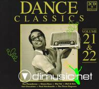Various Artists - Dance Classics Vol 21-22 (incl bonus cd)