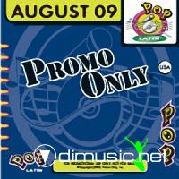 VA - Promo Only Latin Pop August (2009)