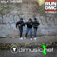 RUN DMC & AEROSMITH - WALK THIS WAY [MAXI]