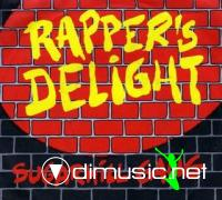 Sugarhill Gang - Rapper's Delight (Maxi Single)???