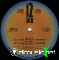 SUSY - CANT LIVE WITHOUT YOUR LOVE [AIRWAVE MIX]
