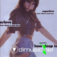 Superlove - How Deep Is Your Love 1992