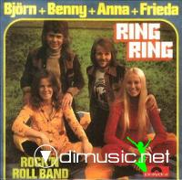 Björn + Benny + Anna + Frieda - Ring Ring  Rock'N Roll Band (1973)