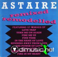 Astaire - Remixed, Remodelled [CD1989]