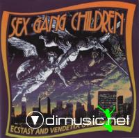 Sex Gang Children -1984- Ecstasy and Vendetta Over New York
