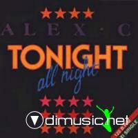 Alex C - Tonight All Night