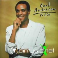 Carl Anderson - On & On (Vinyl, LP, Album)