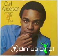 CARL ANDERSON 1982  ABSENCE WITH OUT LOVE