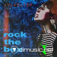 SYLVESTER - Rock The Box - MAXI-Single - 1984