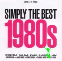 VA - Simply The Best 1980s (2007)