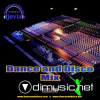 Dance And Disco Mix vol 1 (Mixed by DJ Evian) 2008