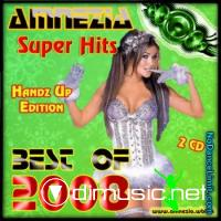 Amnezia Super Hits - Handz Up Edition