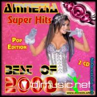Amnezia Super Hits - Pop Edition