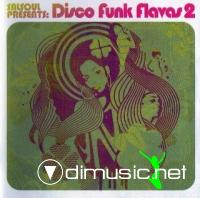 SALSOUL presents DISCO FUNK FLAVAS 2