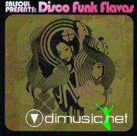 SALSOUL presents DISCO FUNK FLAVAS