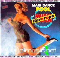 Maxi Dance Pool - Musikladen Eurotops.vol1