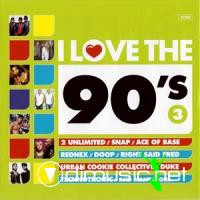 VA - I Love The 90's Vol. 3 (2CD) 2009