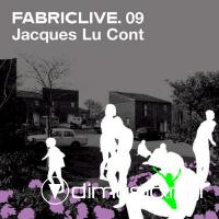 Jacques Lu Cont - FabricLive. 09