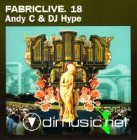 Andy C & DJ Hype - FabricLive. 18