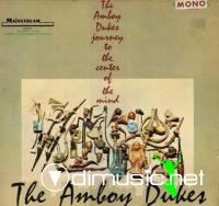 The Amboy Dukes - Journey to the Center of the Mind - `69 - Mainstream records - Mono