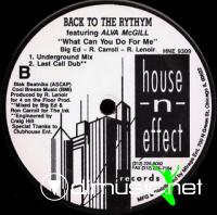 Back To The Rythym - What Can You Do For Me (Last Call Dub)