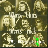 WHERE BLUES MEETS ROCK 1