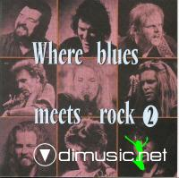 WHERE BLUES MEETS ROCK  2