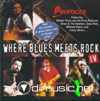 WHERE BLUES MEETS ROCK  4