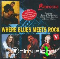 WHERE BLUES MEETS ROCK   5