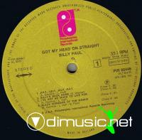 Billy Paul - Got My Head On Straight 1975