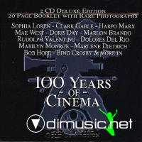 VA - 100 Years Of Cinema Music(Deluxe Edition 5CD)(2009)
