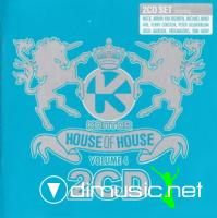 VA Kontor House Of House Volume 4 (Romanian Edition) [2009]